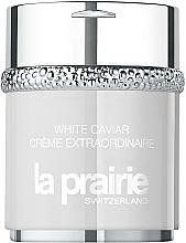 Parfums et Produits cosmétiques Crème au caviar blanc pour visage et cou - La Praire White Caviar Creme Extraordinaire