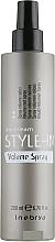 Parfums et Produits cosmétiques Spray coiffant à l'huile de ricin - Inebrya Style-In Volume Root Spray