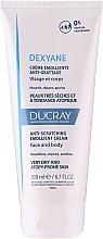 Parfums et Produits cosmétiques Crème émolliente au beurre de karité pour visage et corps - Ducray Dexyane Creme Emolliente Anti-Grattage