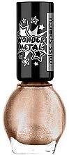 Parfums et Produits cosmétiques Vernis à ongles métallique - Miss Sporty Wonder Metal