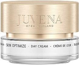 Parfums et Produits cosmétiques Crème de jour au beurre de mangue - Juvena Skin Optimize Day Cream Sensitive Skin