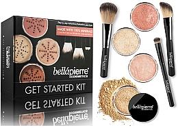 Parfums et Produits cosmétiques Kit maquillage minéral pour débutants - Bellapierre Get Started Kit Medium