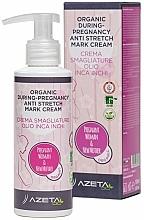 Parfums et Produits cosmétiques Crème bio anti-vergetures à l'huile d'inca inchi - Azeta Bio Organic During-Pregnancy Anti Stretch Mark Cream