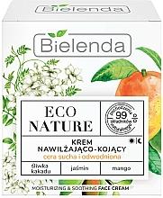 Parfums et Produits cosmétiques Crème de jour et nuit au beurre de mangue - Bielenda Eco Nature Kakadu Plum, Jasmine And Mango