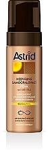 Parfums et Produits cosmétiques Mousse autobronzante - Astrid Sun Silk