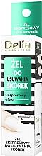 Parfums et Produits cosmétiques Gel éliminant les cuticules - Delia Gel Express Effect Cuticle Removal Gel
