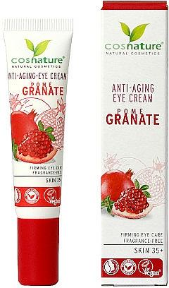 Crème anti-âge à la grenade pour contour des yeux - Cosnature Eye Cream Pomegranate