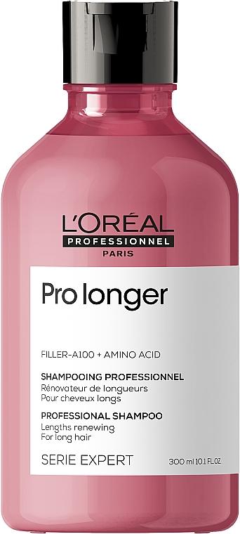 Shampooing à l'acide salicylique - L'Oreal Professionnel Pro Longer Lengths Renewing Shampoo