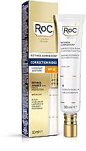 Parfums et Produits cosmétiques Crème au rétinol pour visage - Roc Retinol Correxion Hydratant Quotidien Spf 20