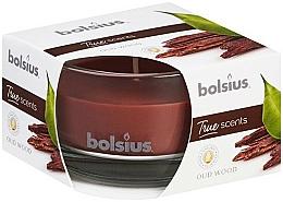 Parfums et Produits cosmétiques Bougie parfumée Calambac, 50x80 mm - Bolsius