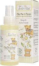 Parfums et Produits cosmétiques Huile de soin de la peau des bébés - Baby Anthyllis Body Oil
