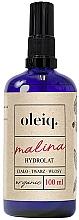 Parfums et Produits cosmétiques Hydrolat pour visage, corps et cheveux Framboise - Oleiq Hydrolat Raspberry