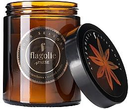 Parfums et Produits cosmétiques Bougie parfumée Anis et Menthe - Flagolie Fragranced Candle Anis & Mint