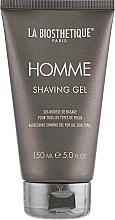 Parfums et Produits cosmétiques Gel-mousse de rasage à l'acide lactique - La Biosthetique Homme Shaving Gel