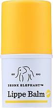 Parfums et Produits cosmétiques Baume à lèvres - Drunk Elephant Lippe Balm