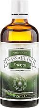 Parfums et Produits cosmétiques Huile de massage énergisante - Bulgarian Rose Nature Gift Energy Massage Oil
