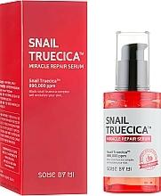Parfums et Produits cosmétiques Sérum à l'extrait d'escargot noir pour visage - Some By Mi Snail Truecica Miracle Repair Serum