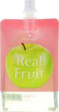 Parfums et Produits cosmétiques Gel apaisant et hydratant pour visage et corps, Pomme verte - Skin79 Real Fruit Soothing Gel Green Apple
