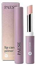 Parfums et Produits cosmétiques Base à lèvres - Paese Nanorevit Lip Care Primer