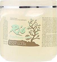 Parfums et Produits cosmétiques Masque Rio pour corps sans rinçage - Sezmar Collection Professional Rio Aromatherapy Body Mask