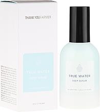 Parfums et Produits cosmétiques Sérum visage anti-rides hydratant intense - Thank You Farmer True Water Deep Serum