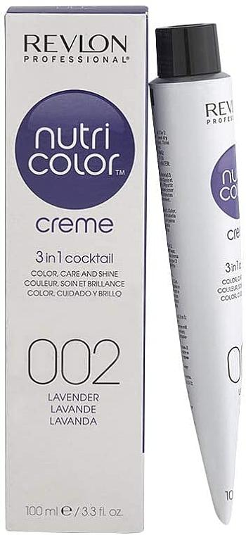 Crème colorante sans ammoniaque pour cheveux - Revlon Professional Nutri Color Creme Fondant Colors — Photo N3
