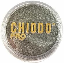 Parfums et Produits cosmétiques Poudre pour ongles, effet miroir - Chiodo Pro Mirror Gloss