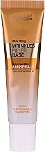Parfums et Produits cosmétiques Base de teint lissante anti-rides aux minéraux - Vollare Cosmetics Wrinkles Filler Base