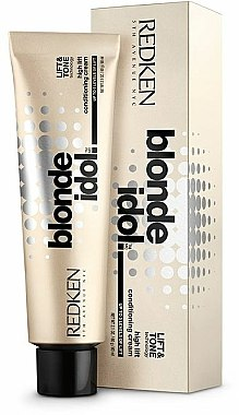Crème colorante pour cheveux - Redken Blonde Idol High Lift — Photo N1