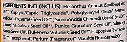 Huile démaquillante aux 5 omégas (avec serviette en coton) - Novexpert Cleansing Oil With 5 Omegas — Photo N5