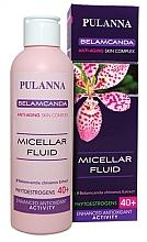 Parfums et Produits cosmétiques Fluide micellaire à l'extrait de lys pour visage, cou et décolleté - Pulanna Belamcanda Micellar Fluid Anti-Aging Skin Complex