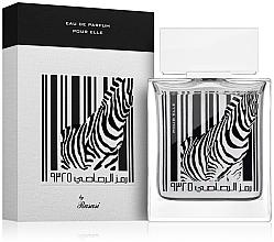 Parfums et Produits cosmétiques Rasasi Rumz Al Zebra Pour Elle - Eau de Parfum