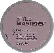 Parfums et Produits cosmétiques Pâte forte sculptante pour cheveux - Revlon Style Masters Fibre Wax 3 Strong Scultping Wax