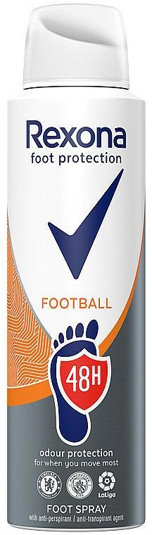 Spray rafraîchissant pour pieds - Rexona Football Spray