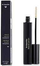 Parfums et Produits cosmétiques Gel transparent pour cils et sourcils - Dr. Hauschka Brow and Lash Gel
