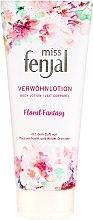 Parfums et Produits cosmétiques Lait corporel - Fenjal Floral Fantasy Body Lotion