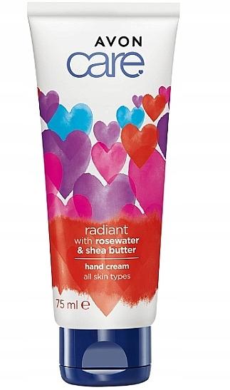Crème à l'eau de rose et beurre de karité pour mains - Avon Care