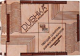 Parfums et Produits cosmétiques Shampooing solide - Dushka