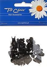 Parfums et Produits cosmétiques Pinces à cheveux 25228, noir - Top Choice