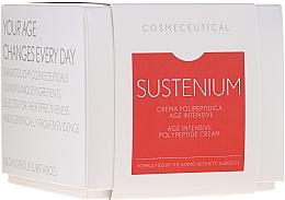 Parfums et Produits cosmétiques Crème à l'huile d'amande douce et beurre de karité pour visage - Surgic Touch Sustenium Age Intensive Polypeptide Cream
