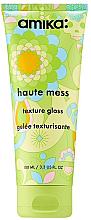 Parfums et Produits cosmétiques Gel texturisant à l'extrait de miel pour cheveux - Amika Haute Mess Texture Gloss Gel