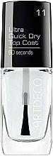 Parfums et Produits cosmétiques Top coat à séchage rapide - Artdeco Ultra Quick Dry Top Coat