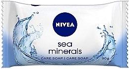 Parfums et Produits cosmétiques Savon aux minéraux de la mer - Nivea Sea Minerals Soap