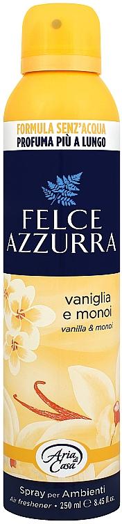 Spray d'ambiance Vanille et Monoï - Felce Azzurra Vaniglia e Monoi Spray