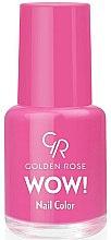 Parfums et Produits cosmétiques Vernis à ongles - Golden Rose Wow Nail Color