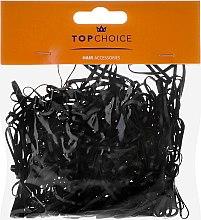 Parfums et Produits cosmétiques Lot de 200 élastiques à cheveux XS, noir - Top choice