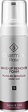 Parfums et Produits cosmétiques Mousse démaquillante pour yeux et lèvres - Charmine Rose Make-Up Remover Foam