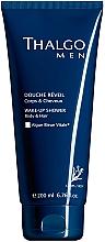 Parfums et Produits cosmétiques Shampooing et gel douche à l'extrait d'algues - Thalgo Men Wake-Up Shower Gel