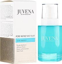 Fluide matifiant affinant pores pour visage - Juvena Skin Energy Pore Refine Mat Fluid — Photo N1