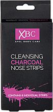 Parfums et Produits cosmétiques Patchs nettoyants pour nez - Xpel Marketing Ltd Body Care Cleansing Charcoal Nose Strips